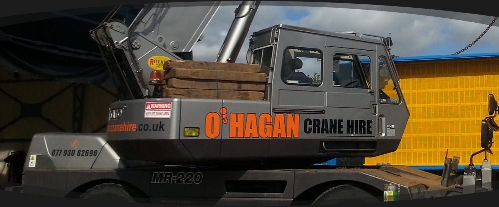 Crane Hire Northern Ireland